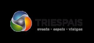 TRIESPAIS · events · espais · viatges